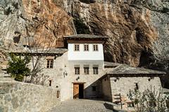 Blagaj Tekke (stefanos-) Tags: tekija backpacking suffi islam dervish monastery mostar tekke balkans yugoslavia europe travelling bosnia blagaj bosmia bih