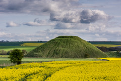 Silbury Hill (Peter Quinn1) Tags: silburyhill avebury chalkmound neolithic unesco wiltshire prehistoric manmade