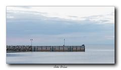 Jetée St-Luce (jldum) Tags: water mer jetée paysage landscape beacheslandscapes worldwidelandscapes awesome