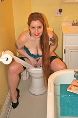 IMG_2134 (firebirdfuzz) Tags: longhair boobs highheels spreadlegs tattooed