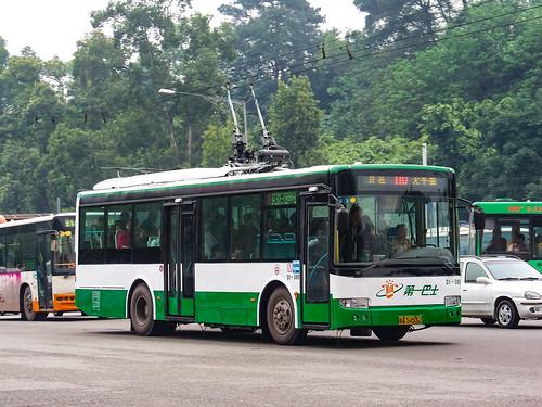 试验电车/Experimental Trolleybus