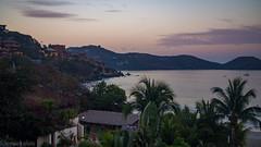 Madera Dawn (kensparksphoto) Tags: dawn sunrise zihuatanejo zihua mexico madera beach