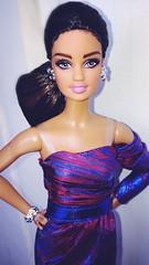 Teresa is back💜 (Sdentw) Tags: quinceañera barbie teresa carlylenuera pivotal lightbrown pinklabel
