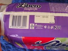 Libero Comfort Fit 7 (FreeFlex version, from 2012) (DiapieDude) Tags: vintagediapers vintagebabydiapers diapers diaper abdl liberodiapers libero liberocomfortfit