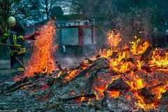 Keep my fire running (Sucherauge) Tags: feuer feuerwehr feuerwehrmann flamme flammen flame flames firefighter fire hot hitze heiss