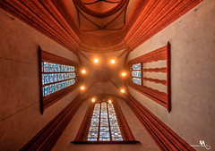 Interior view, Cathedral of St. Bartholomew, Frankfurt (creati.vince) Tags: architecture creativince frankfurt germany mainhattan cathedral interior gothic structure bartholomew dom