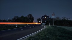 8% (Parchman Kid (Jerry)) Tags: parchmankid sony a6000 landscape light trails sunrise dawn long exposure le blue hour bb bed breakfast night