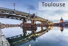 79x54mm // Réf : 15100705 // Toulouse