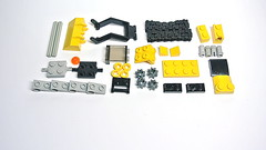 How to Build a Tracked Bobcat (MOC) (hajdekr) Tags: skidsteertrackloader skidsteer track loader lego small simple simply easy toy vehicle buildingblocks moc bobcatcompacttrackloader bobcat tracked heavyequipment tip skidsteerloader howto manual tuto tutorial assemblyinstructions instruction guide stepbystep buildingguide help tips inspiration design