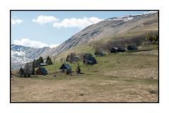 Chalets d'alpages (Pierre_Bn) Tags: 2017 maurienne savoie alpes alps frenchalps mountain montagne mountains montagnes savoy fuji fujifilm fujixt2 fujinon