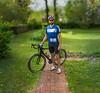 The Cyclist (JohnMcCubbin) Tags: portait bokehpanorama bokeh panorama cyclist brenizermethod