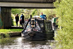 Nb Whistler (dlanor smada) Tags: nbwhistler narrowboats boats aylesbury bucks chilterns canals