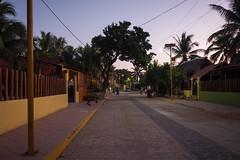 Mazunte Zipolite town Mexico