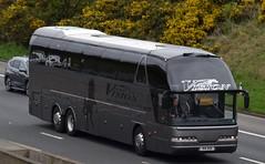 V14VSN (YN04AWW)  Vision, Widnes (highlandreiver) Tags: v14vsn v14 vsn vision travel coaches widnes neoplan starliner bus coach yn04aww yn04 aww m6 wreay carlisle cumbria