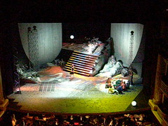 """Salome"" by Richard Strauss - Royal San Carlo Theatre in Naples (Carlo Raso) Tags: richardstrauss salome opera sancarlotheatre music italy"