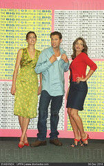 01ASVNDX (antoniusbudyono10) Tags: 99 big bon breakfast breakfasts british brook competition credit find fullface fulllength johnny kelly launch launching le left me model mrs presenter right simon smiling tv vaughan