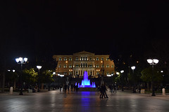Syntagma Square and Greek Parliament (Nicolay Abril) Tags: atenas athens greece αθηνα ελλάδα athènes grèce athen griechenland atene grecia atina yunanistan