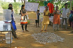 Mohanam_festival_day2_2043 (Manohar_Auroville) Tags: mohanam village heritage festival tamil puducherry auroville bioregion youth culture crafts girls boys art india nadu traditions manohar luigi fedele