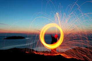 Fire, woman and sea... (Πύρ, γυνή και θάλασσα...)