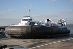 hovercraft, Solent Express (rydehover) Tags: hovercraft bht130 hovertravel