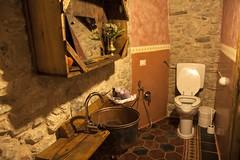 Camera Erminia - toilette