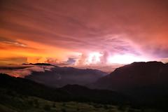 a thunder night (Thunderbolt_TW) Tags: mountain nature canon landscape taiwan explore    thunder  hy bai   tarokonationalpark nantou    hehuanshan  explored  mthehuan hohuanshan  14 fave50  fave100 hehuanshannationalforestrecreationarea hybai