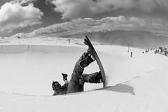 Minipipe World Champs (rileybathurst) Tags: snow pipe snowboard layback