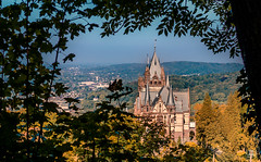 Schlo Drachenburg II (Alexander.Gentzel) Tags: fall germany landscape knigswinter drachenfels northrhinewestphalia drachenburg