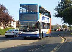 17212 - V212 MEV (Cammies Transport Photography) Tags: road park 2 bus coach fife via alexander dennis stagecoach trident rosyth in halbeath 17212 castlandhill duloch pampr v212mev