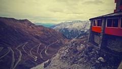 Swiss Alps, Stelvio Pass, Switzerland 37 (Paul D'Ambra - Australia) Tags: road travel mountain alps landscape switzerland highway scenery europe swiss curves pass roadtrip wanderlust hairpin europeholiday stelvio europevacation europetravel wanderlusteurope