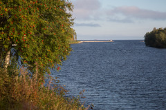 028A4248 (Byskan) Tags: autumn sea river coast sweden baltic september resort sverige hst hav kust havsbad byske byskelven bottenhavet byskanse byskan
