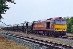 60035 - Blackburn (Mark O - North West) Tags: blackburn tug ews class60 60035 dbschenker 6e32