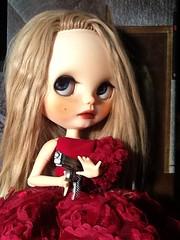 Blythe-a-Day#14: Bram Stoker's Blythe: Alexandrina Tries to Outsmart Dracula