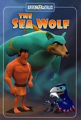 The Sea Wolf (Vernon Barford School Library) Tags: vernon barford library libraries new recent book books read reading reads junior high middle school vernonbarford nonfiction paperback paperbacks softcover softcovers folklore nativepeoples native people peoples canada canadian canadians american americans alaska nativeamerican nativeamericans haida haidas legend legends legendary raven ravens legendarycharacter legendarycharacters character characters bird birds graphic novel novels graphicnovel graphicnovels graphicnonfiction david bouchard simon daniel james chris kientz 3 9781770581395 sea wolf seawolf fnmi bookcover bookcovers cover covers firstnationsinuitmetis firstnations aboriginal comics cartoons