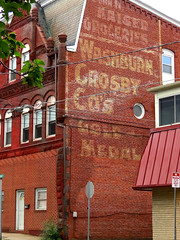 7th & Market (2bmolar) Tags: ghostsigns pottsville schuylkillcounty