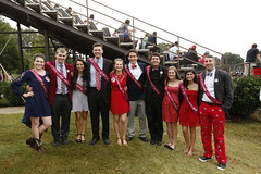 Mr. and Ms. Rhodes (Rhodes College) Tags: homecoming 2014 homecoming2014 winndecker mrandmsrhodes
