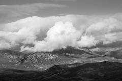View from Ben Vrackie #2 (Ronan_C) Tags: autumn mountain clouds scotland perthshire sigma1770mm canoneos400d benvrackiesummit