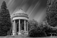 Barran's Fountain Roundhay Park (Big_City_Images) Tags: park wood old city uk longexposure blue summer england sky bw sunlight house lake plant building tree green castle history nature public water monochrome beautiful grass stone architecture rural garden season landscape foot leaf spring big ancient natural outdoor earth walk background yorkshire country leeds lawn scene historic direction environment recreation warming roundhay barransfountain