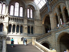 National History Museum (Dani*F) Tags: london history museum national londoncity nationalhistorymuseum