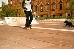 Turin_ oct_2014 (FabiomassimoR) Tags: camera italy dog classic love digital canon torino photo warm soft italia peace skateboarding young r skate 5d tones turin aspiring fmr fusi valdo 5dc fabiomassimo