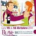 L'affiche de Blaye Au Comptoir Paris