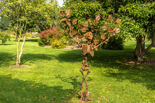 Tree Of Knowledge By Brian Byrne - Sculpture In Context 2014-1161