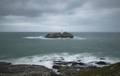 Lighthouse (Femme Peintre) Tags: lighthouse meer leuchtturm felsen