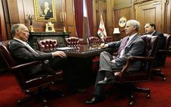 10-22-2014 Governor Bentley and U.S. Rep. Bradley Byrne meet