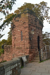 Chester's Water Tower (CoasterMadMatt) Tags: pictures city uk greatbritain autumn england building tower english heritage history fall water wall architecture photography town nikon october cheshire photos unitedkingdom britain united great watertower kingdom structure chester photographs gb british walls walled walledcity 2014 nikond3200 walledtown d3200 thewatertower chesterwalls coastermadmatt october2014 coastermadmattphotography