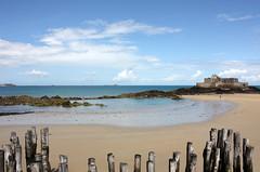 Corsaires! (Culdefeu) Tags: france sara rudy francia vacanza saintmalo indira 2014
