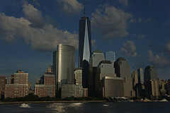 Hudson River View of the Freedom Tower, NYC NY (dog97209) Tags: nyc ny tower river freedom view hudson