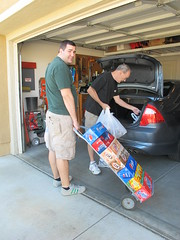 October 3, 2014 (3) (gaymay) Tags: california gay love happy desert garage palmsprings pop trunk soda groceries triad