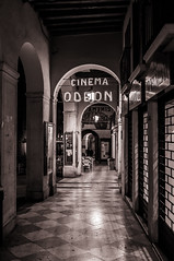 Cinema Odeon (Andy Kr.) Tags: odeon vicenza