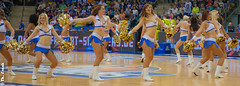 Skyliners Danceteam (Grandblog) Tags: basketball germany deutschland cheerleaders frankfurt shr fraport skyliners danceteam